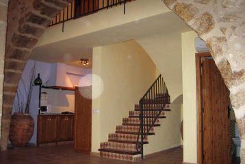 Casa Rural Mas del Estellers - Apartamento grande (para 6 personas)