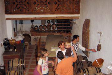 Casa Rural Mas del Estellers - Bodega