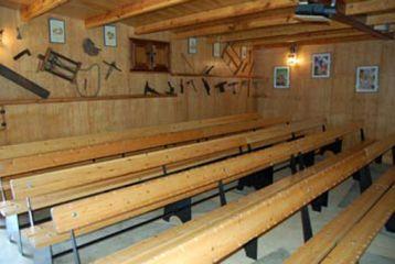 Centro de Interpretación del Vino y la Tonelería Artesana - Sala del audiovisual