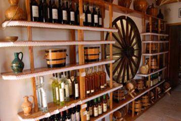 Centro de Interpretación del Vino y la Tonelería Artesana - Tienda