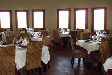 Hotel Spa Enoturismo Mainetes - Restaurante