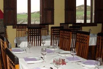 Hotel Spa Enoturismo Mainetes - Comedor restaurante
