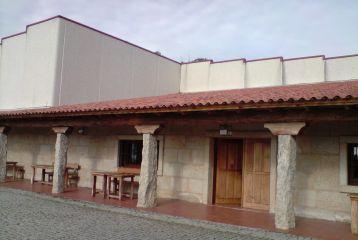 Bodegas Coto Redondo - Entrada de la bodega