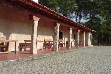 Bodegas Coto Redondo - Fachada de la bodega