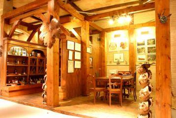 Marqués de Vizhoja - Zona de degustación y tienda