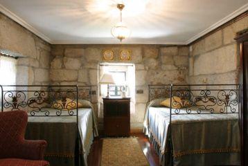 Marqués de Vizhoja - Habitación del Pazo