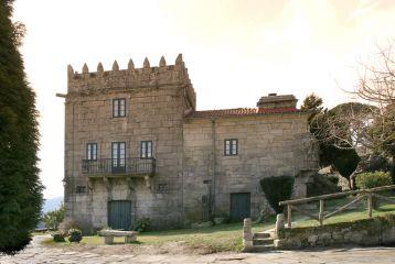 Marqués de Vizhoja - Otra vista del espectacular Pazo