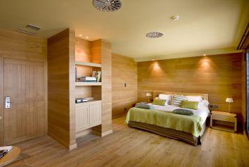 Hotel Mas la Boella - Habitación