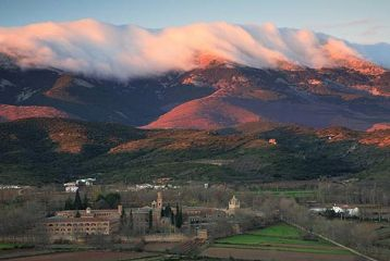 Museo del Vino del Campo de Borja - El entorno del Monastrio