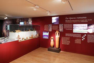 Museo del Vino del Campo de Borja - Área de historia