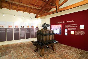 Museo del Vino del Campo de Borja - Sala de catas