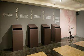 Museo del Vino del Campo de Borja - El taller de los sentidos