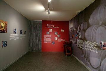 Museo del Vino del Campo de Borja - Área de Viticultura y Enología