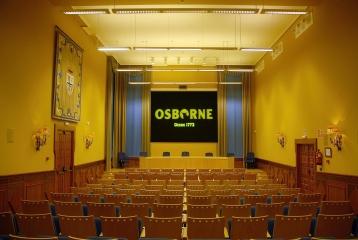 Bodegas Osborne Malpica de Tajo - Auditorium Bodegas Osborne