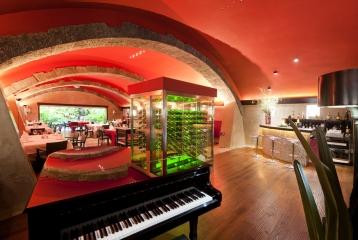 Bodega Stratvs - Restaurante El Aljibe del Obispo