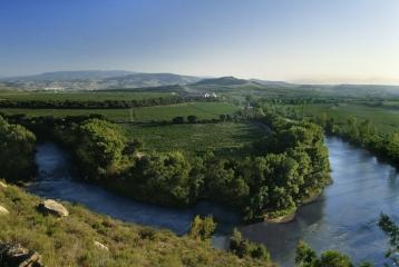 Finca Valpiedra - Meandro del río Ebro