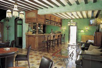 Hotel*** Palacio Azcárate - Bar - cafetería
