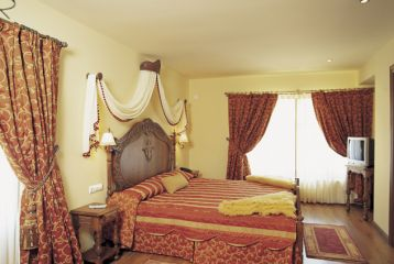 Hotel*** Palacio Azcárate - Habitación