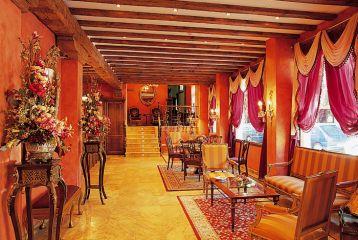 Hotel*** Palacio Azcárate - Sala