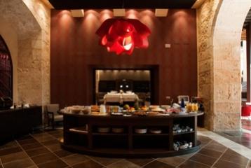 Castilla Termal Burgo de Osma - Buffet desayunos