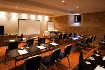 Castilla Termal Burgo de Osma - Salón de reuniones Gormaz