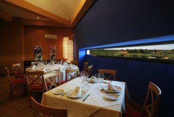 Bodegas Real - Restaurante El Umbráculo de Bodegas Real