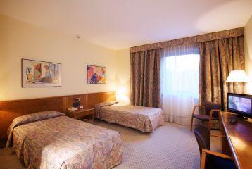 Hotel Domo - Habitación