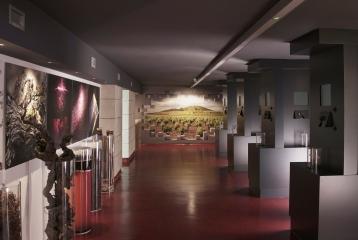 Bodegas Riojanas - Sala de Sensaciones