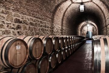 Bodegas Riojanas - Calado antiguo