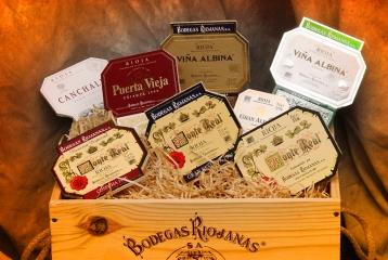 Bodegas Riojanas - Nuestras marcas
