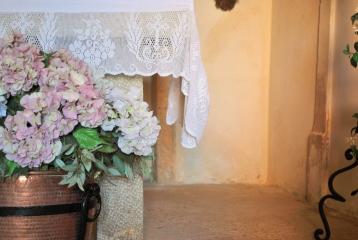 Finca Son Sureda Ric - Detalle altar
