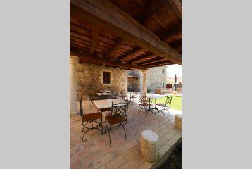Hotel Mas 1670 Can Barceló - Terraza