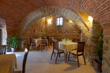 Hotel Mas 1670 Can Barceló - Salon de desayunos