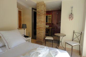 Hotel Rural Cal Torner - Habitación Salomó