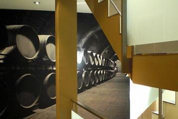 Bodegas y Hotel Felix Sanz - Acceso habitaciones