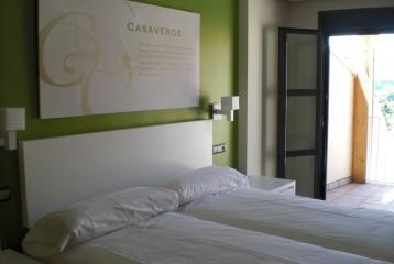 Bodegas y Hotel Felix Sanz - Habitación Casaverde