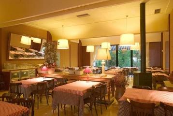 Hotel-Hostal Sport - Restaurante