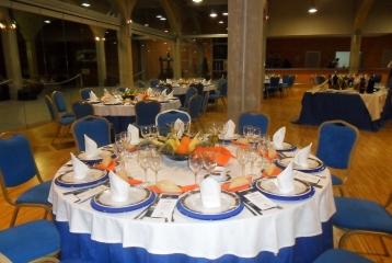 Bodegas San Isidro - Sala Aula Veritas