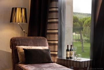 Hotel & Spa Arzuaga Navarro - Habitación