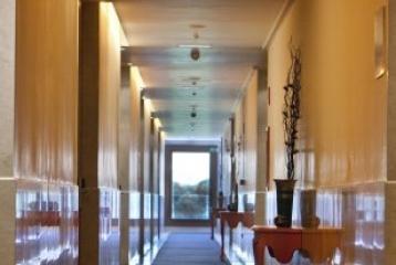 Hotel & Spa Arzuaga Navarro - Pasillo