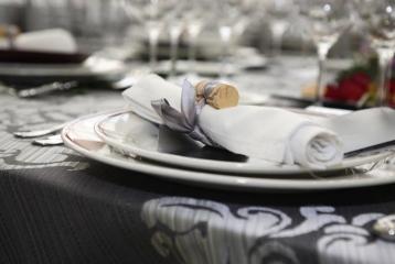 Hotel & Spa Arzuaga Navarro - Detalle restaurante