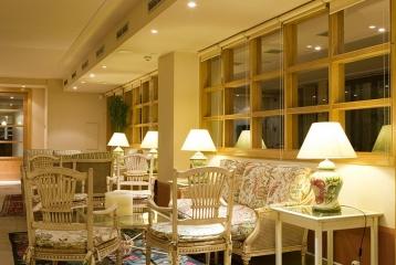 Hotel Restaurante-Spa Villa de Laguardia - Cafetería