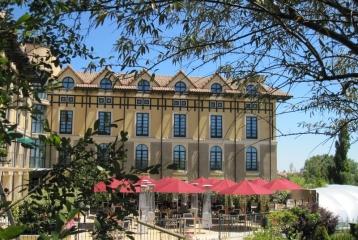 Hotel Restaurante-Spa Villa de Laguardia - Fachada