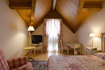 Hotel Restaurante-Spa Villa de Laguardia - Habitación doble especial