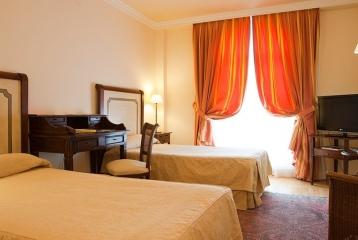 Hotel Restaurante-Spa Villa de Laguardia - Habitación Stándard