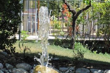 Hotel Restaurante-Spa Villa de Laguardia - Jardines