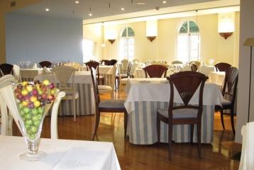 Hotel Restaurante-Spa Villa de Laguardia - Restaurante El Medoc Alavés