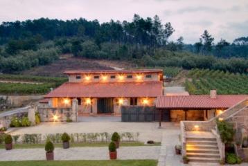Casal de Armán - Bodega vistas exteriores