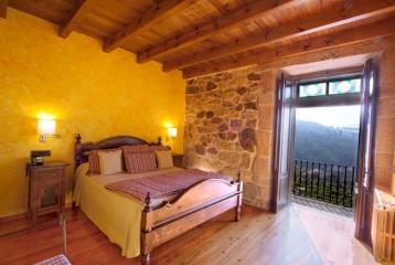 Casal de Armán - Habitación Godello