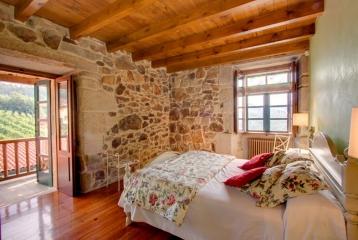 Casal de Armán - Habitación Torrontes